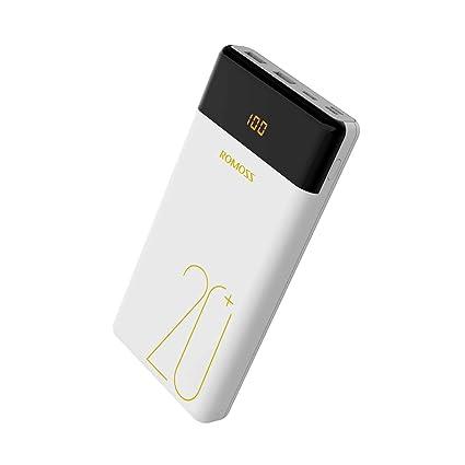 Amazon.com: ROMOSS LT20 LT20 Pro cargador portátil: 7000Mall