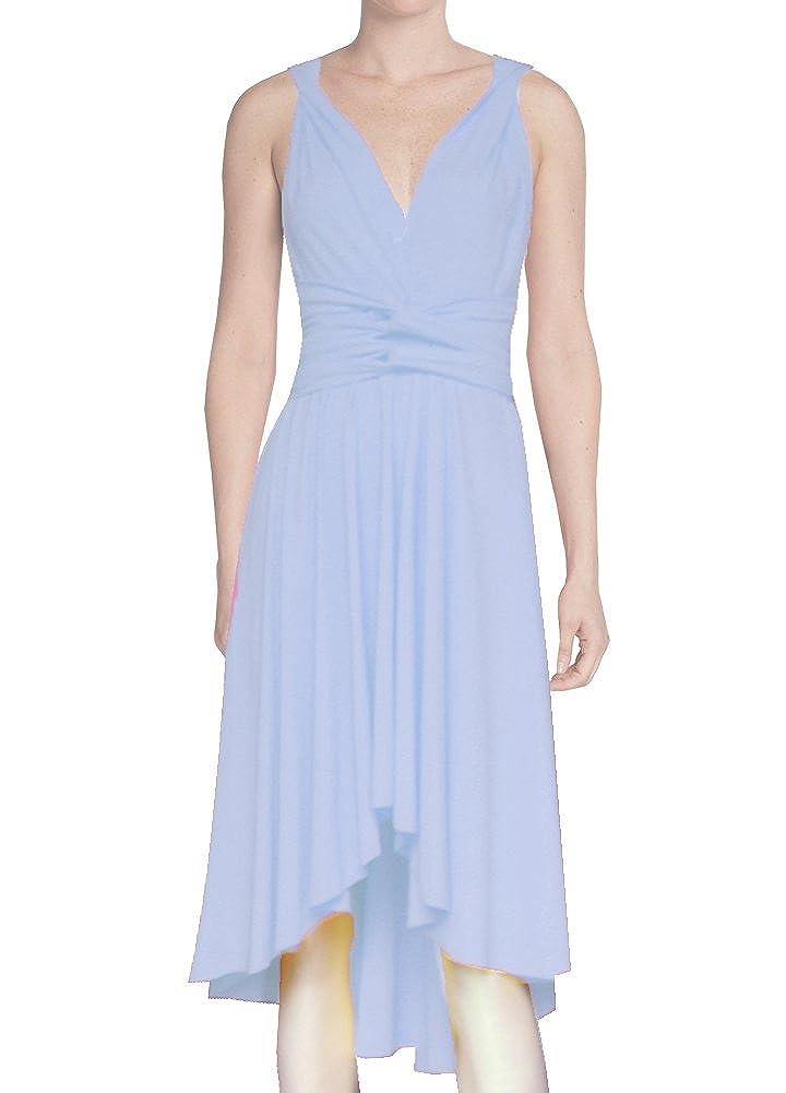 E K Infinity Dress Convertible Bridesmaid Multi Way Gown Plus Size ...