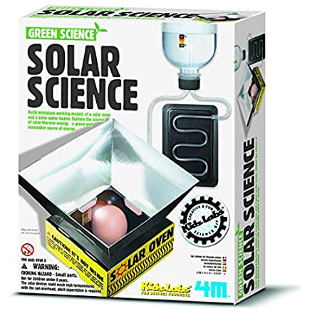 4M - Eco cocina solar, juguete educativo (004M3278): Great Gizmos Green Science Solar Science: Amazon.es: Juguetes y juegos