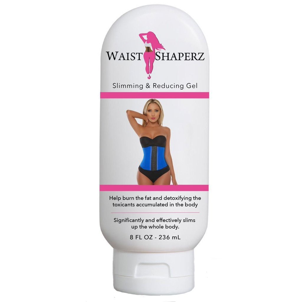 Slimming & Reducing Gel - Lose inches Off Your Waist - Reduce Cellulite White by WAIST SHAPERZ