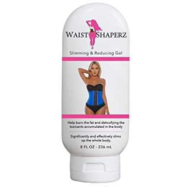 Slimming Reducing Gel – Lose inches Off Your Waist – Reduce Cellulite White