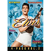 Elvis Four-Movie Collection, Vol. 2