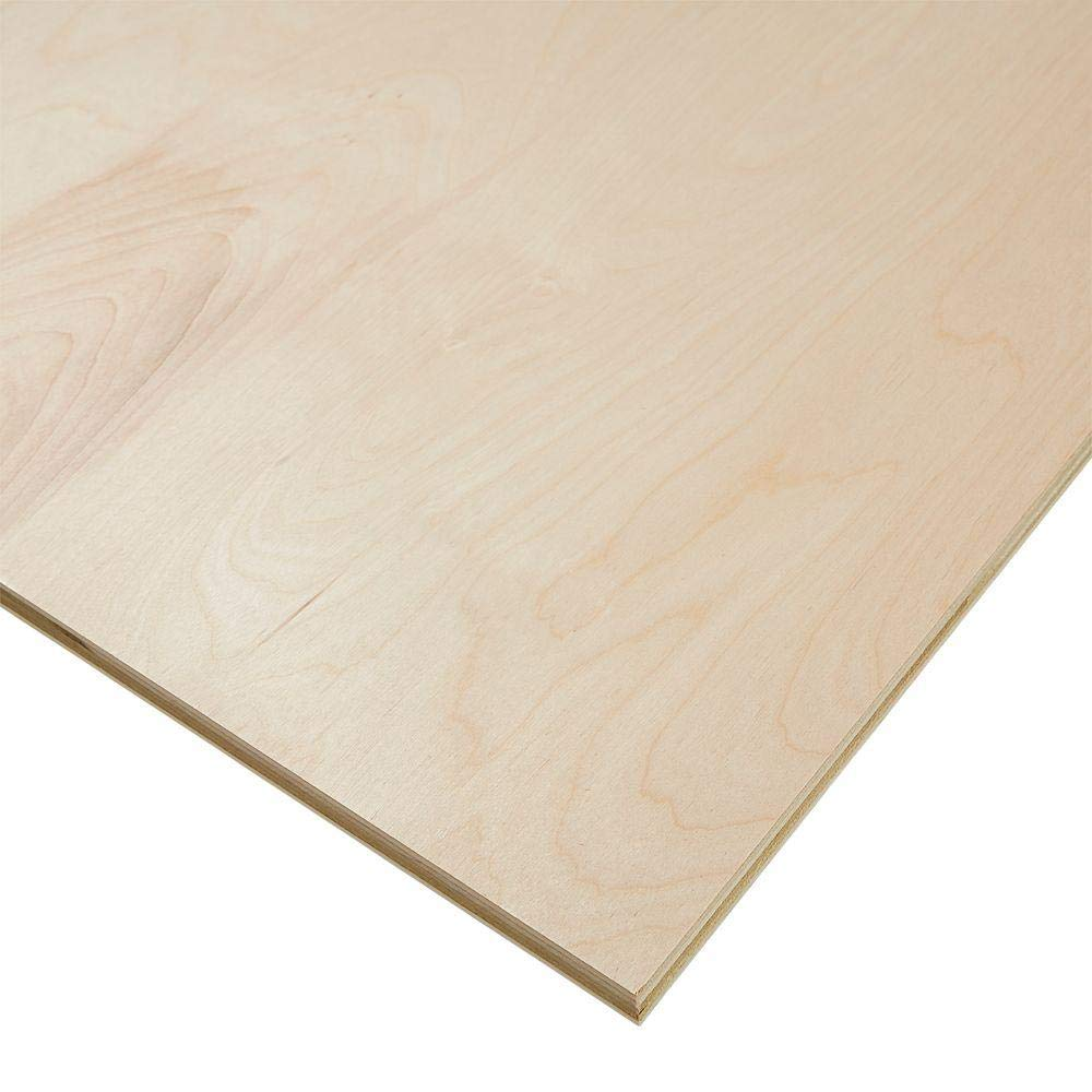 18 x 16 Inches - Shelves Shelf Unfinished Birch Plywood - Craft Plywood - 3 Pack - 3/4''Thick by HandyCT