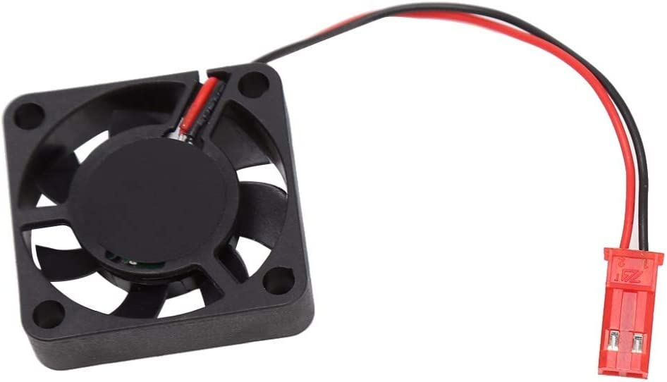 Blade Quantity: Voltage 5V Rarido DC 5V//12V 30307mm Small 2Pin Brushless 2-Wire 3007S Axial Cooler Cooling Fan New ping-PC Friend