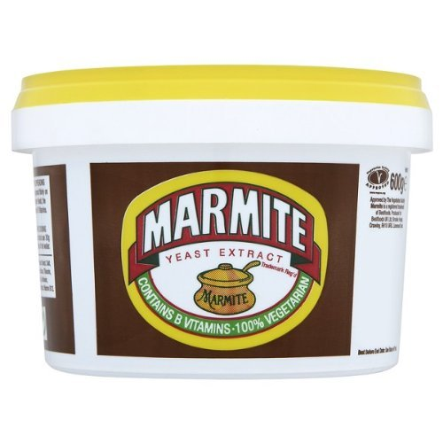 Marmite 600g Tub X 6 Pack by Marmite