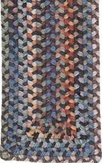 """product image for 13pc Braided Rug Stair Treads Classic Medley 8"""" x 2' 4"""""""