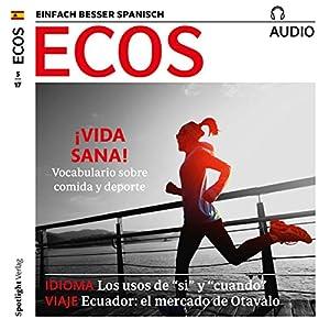 ECOS audio - Vida sana. 5/2017 Hörbuch