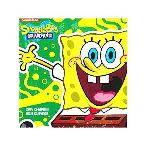 spongebob-squarepants-2015-12-month-wall-calendar-by-viacom
