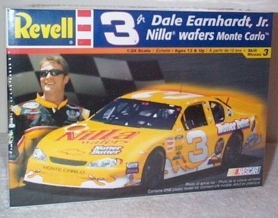 Revell 3 Dale Earnhardt, Jr. Nilla wafers Monte Carlo