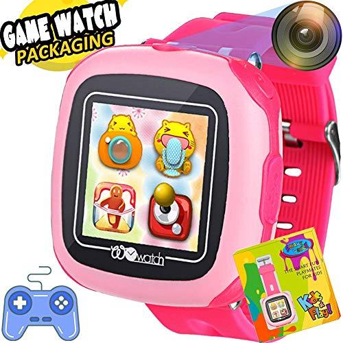 Kids Smart Watch Games for Boys Girls Fitness Tracker 1.5