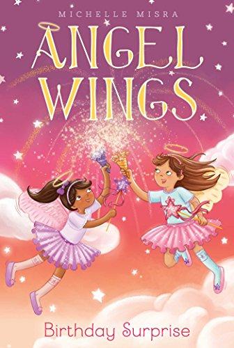Angel Wings Aladdin - Birthday Surprise (Angel Wings Book 2)