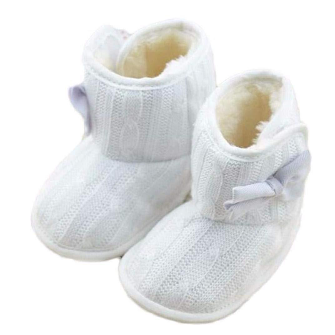HOMEBABY - Bambino Caldo Ragazzi Stivali Caldo Martin Sneaker Bambini Casual Scarpe, Stivali Classici Unisex Inverno Caldo Scarpe Stivali