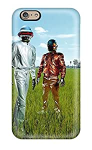 Awesome Daft Punk Flip Case With Fashion Design For Iphone 6