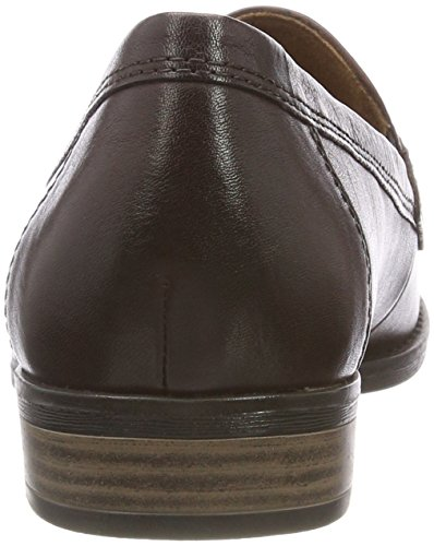 24215 Mocca Brown Loafers Tamaris Women's 304 5IRntaYqxt
