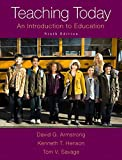 Teaching Today: An Introduction to Education, Enhanced Pearson eText -- Access Card (9th Edition)