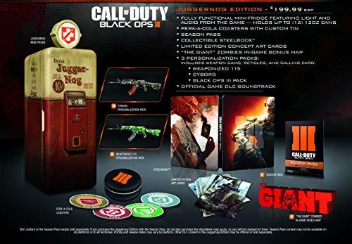 Call Duty Black Ops Juggernog Xbox product image