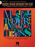 Musical Theatre Anthology for Teens Young Women's Edition Softcover Audio Online