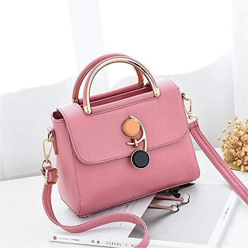 donna tracolla Pu rosa donne Borse design tracolla Crossbody Retro le Ladies piccola di a a Queen Leather per Borsa Anter HTq7Fw