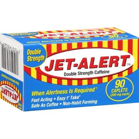 Bell Pharmaceuticals  Double Strength Caffeine 200 Mg Caplets Jet Alert  90 Ct