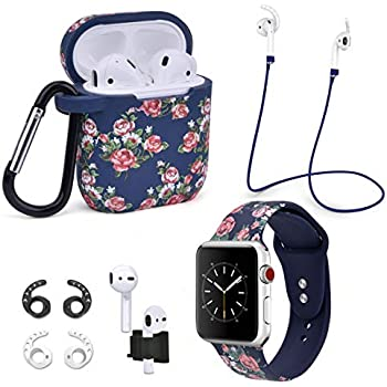 Amazon.com: Airpods Case and iWatch Band - LitoDream 5 in