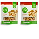 Simple Truth Natural Curry Cashews 5 oz (2 pack)