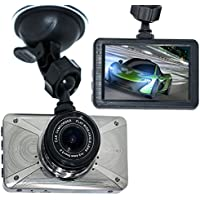 3.0 1080P Car Dash Cam, LCD Full HD H.264 170 Degree Wide Angle Dash Camera, Car DVR With Sony 323 Lens, WDR, G-sensor, Parking Monitor