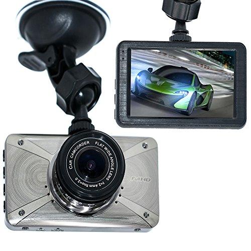 """3.0"""" 1080P Car Dash Cam, LCD Full HD H.264 170 Degree Wide A"""