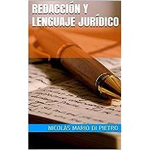 Redacción y lenguaje jurídico