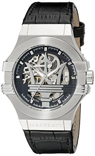 Maserati reloj hombre automática Potenza R8821108001