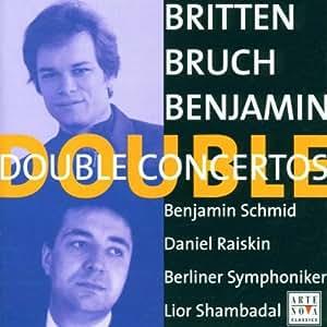 Britten: Concerto for Violin/Bruch: Concerto for Violin