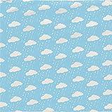 Baby Waterproof Diaper Changing Pad Mat Reusable Cotton Sheet and Mattress Protector (D)