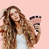 BS-MALL Makeup Brushes 18pcs Premium Synthetic
