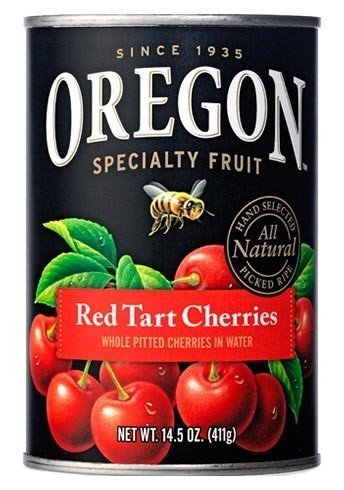 Oregon Cherries Red Tart For Pie (Tart Cherries Red)
