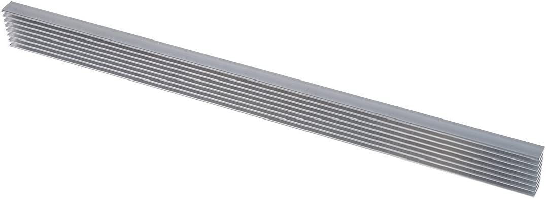 12 x 1W LED Monland Aluminium Kuehlkoerper Kuehlung Fuer 4 x 3W