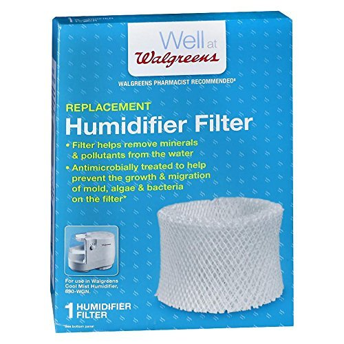 Walgreens Cool Moisture Humidifier Filter W889-WGN, 1 Each by Walgreens