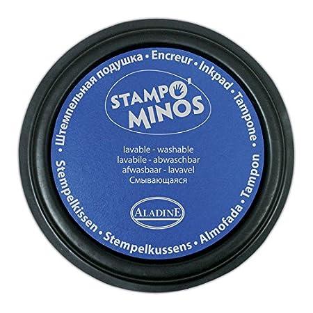 Aladine 85150 Stampo Colors - Lote de 4 tampones para sellos de madera, diseño de carnaval: Amazon.es: Juguetes y juegos