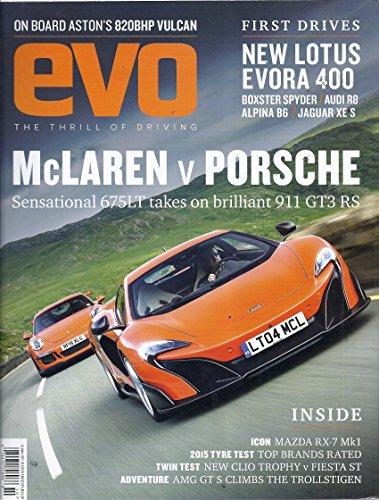 Evo Magazine (#213 - October 2015)