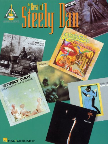(The Best of Steely Dan - Guitar Recorded Version)