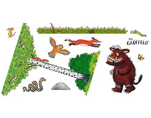Wandtattoo Grüffelo – Leben in den den den Wald Aufkleber Set, Wandtattoo, Wandaufkleber, Tattoos, Wand Aufkleber B010MZSFL8 Wanddeko 947ec6