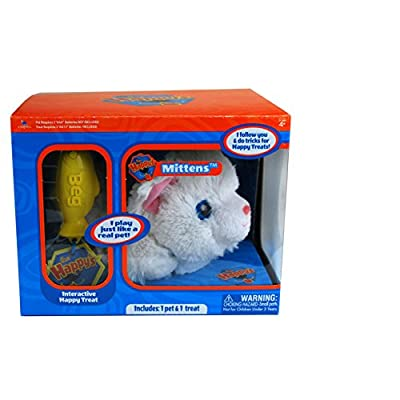 The Happy's Mittens Plush: Toys & Games