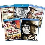 John Wayne Collection: Ultimate 6-Film - The Train Robbers/ The Big Trail/ The Comancheros/ Fort Apache/ Big Jake/ Rio Lobo