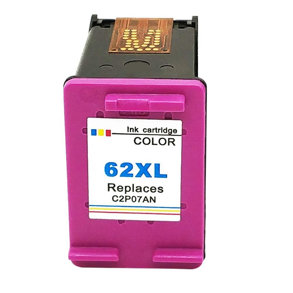 Kyansin Remanufacturado Cartucho de Tinta Reemplazo para HP 62 XL ...