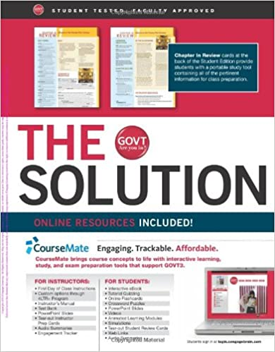 Ebooks mp3 gratis download GOVT3, California Edition (with Political Science CourseMate with eBook Printed Access Card) RTF