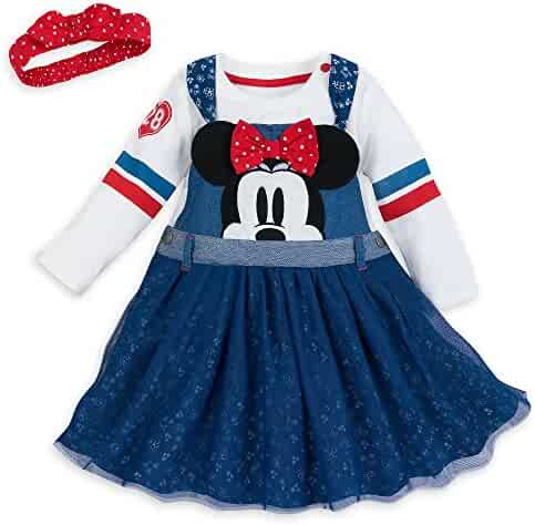 5b396b52c8d Disney Minnie Mouse Jumper Set for Baby Size 3-6 MO Multi440417680424