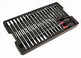 Wiha Tools 28191 Drive-Loc VI Interchangeable Combo Set In Tray - 33 Piece