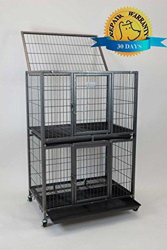Stackable Rabbit Cages Amazon Com
