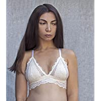 Amazon.com  White - Bras   Lingerie   Underwear  Handmade Products c16819d38