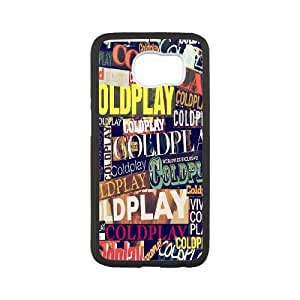 Pop Rock band Coldplay art pattern Hard Plastic phone Case Cover For Samsung Galaxy S6 ZDI112988