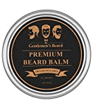 The Gentlemen's Beard  Premium Beard Balm - 2 oz