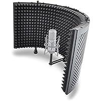 Studio Microphone Foam Shield Soundproofing Acoustic...